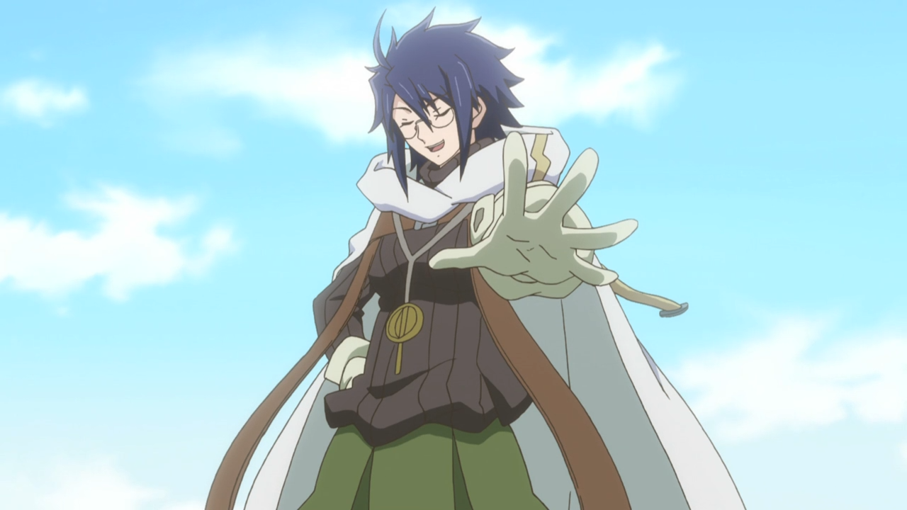 [HorribleSubs] Log Horizon 2 - 17 [720p]